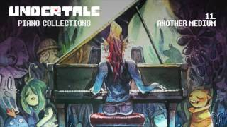 UNDERTALE Piano Collections: 11. Another Medium (David Peacock & Augustine Mayuga Gonzales)