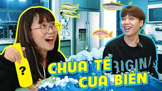 Refrigerator of billion-dollar giant AS Mobile does not disappoint Misthy || FOOD CHALLENGE