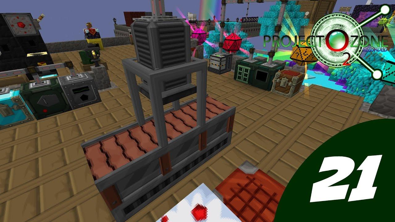 Minecraft Presse