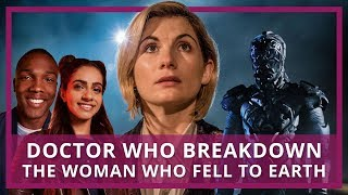 doctor who title sequence