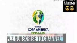 Brazil VS Argentina kopa America Bissocup fanny Video