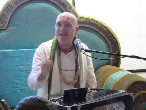 ЕМ Мадхавананда прабху | Истории о Шримати Радхарани