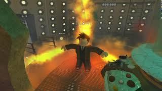 Die Regeneration des zehnten Doktors (verbessert) | Roblox Xbox One
