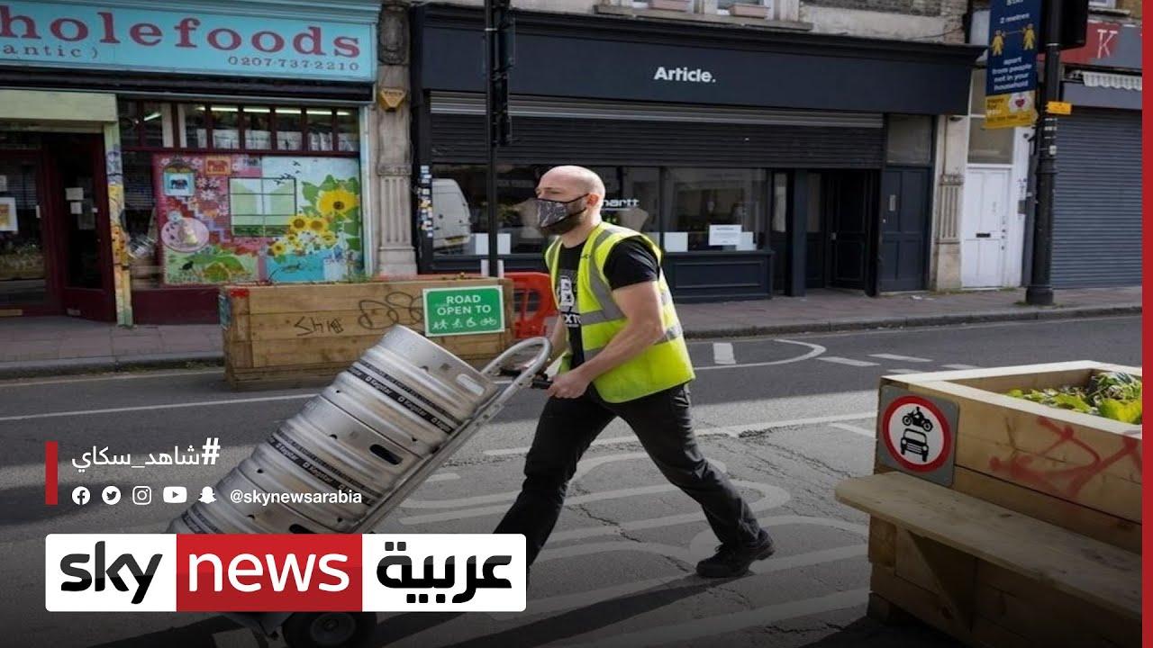 قرار للحكومة البريطانية بإعفاء قطاعات من الحجر الصحي  - نشر قبل 15 ساعة