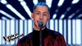 """Michał Szczygieł - """"Bóg"""" - Live 4 - The Voice of Poland 8"""