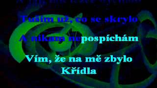 Křídla z mýdla - Kryštof - karaoke