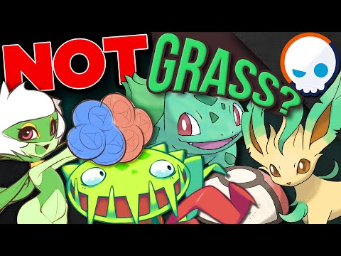 EVERY Grass Type Pokemon EXPLAINED! | Gnoggin