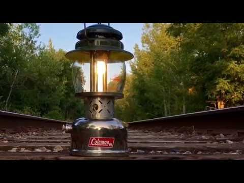 Coleman Lantern Model 236A Canadian Made