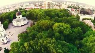 Summer In Moldova. Vara In Moldova.