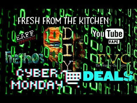 Fresh From The Kitchen Lesson 42-Case Of The Cyber MONDAY's