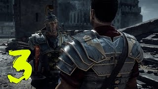 Ryse Son of Rome PC Walkthrough #3 - Batiatus Taught Me!