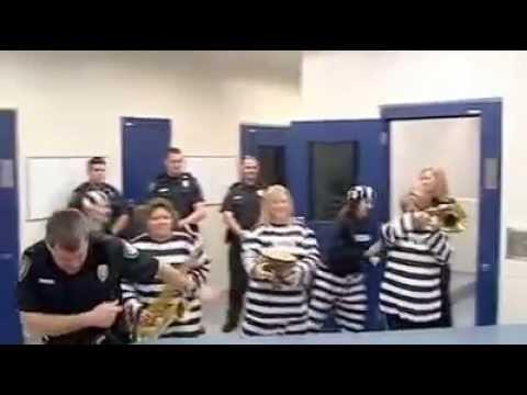 DEER PARK, TX. / DP POLICE DEPARTMENT: JAILHOUSE ROCK!