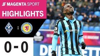 SV Waldhof Mannheim - Eintracht Braunschweig | Spieltag 18, 19/20 | MAGENTA SPORT