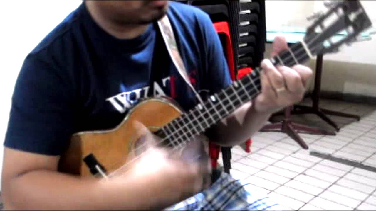 Here I Am Air Supply Ukulele Cover Low G Version Youtube