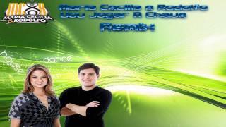 Maria Cecilia e Rodolfo - Vou Jogar A Chave (Remix estilo pista sertaneja por dj pistas123)