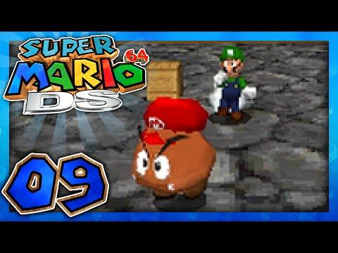 Super Mario 64 DS - Part 9 | Shifting Sand Land!