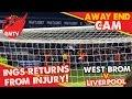 Hasil Pertandingan West Bromwich Albion vs Liverpool - Video Gol, Skor Sepak Bola Liga Inggris West Bromwich Albion vs Liverpool 15 Mei 2016