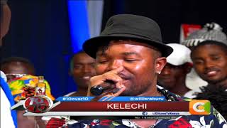 10 OVER 10 | Kelechi on 10over10