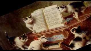 Ф.Шопен Вальс 7 (Милые кошки)