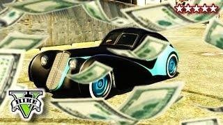 GTA 5 MAKING MONEY!!! - Hanging With The CREW GTA CREW! - GTA Races Grand Theft Auto 5