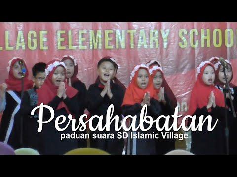 Paduan Suara SD Isvil - Lagu Persahabatan