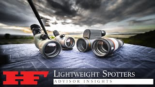 How to choose a backpacking spotting scope | ADVISOR INSIGHTS: Lightweight Spotter comparison