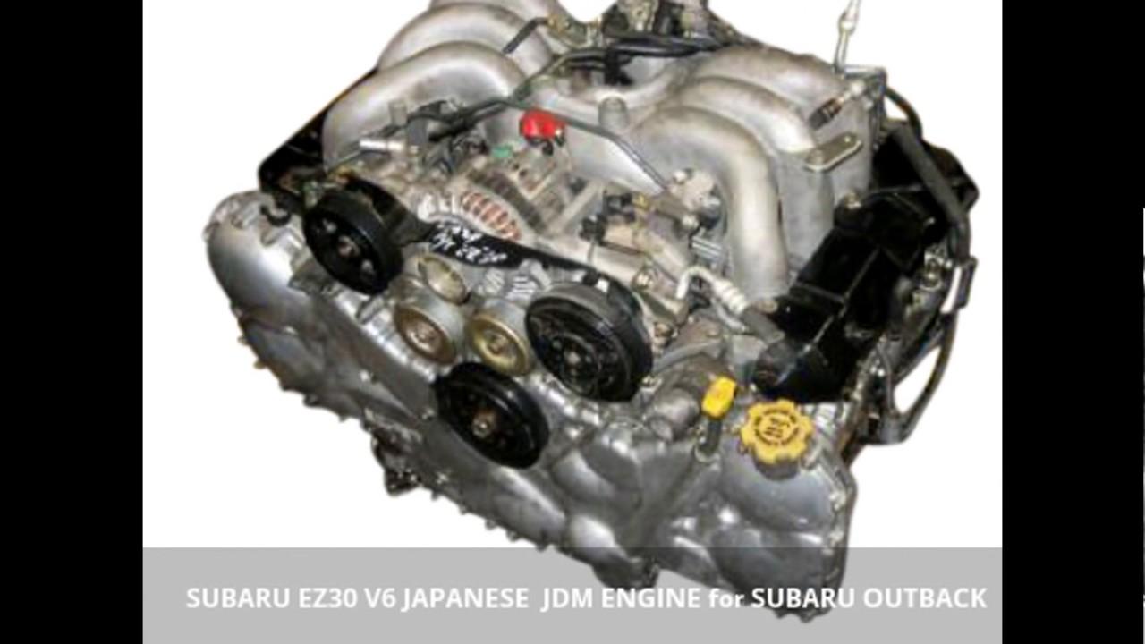 Used Subaru Engines | Low Mileage JDM Subaru Motors