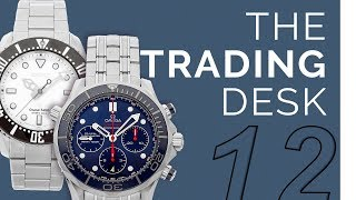 The Trading Desk: Jason and Josh Talk about their Personal Watch Collections