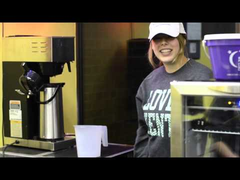Cafe Training Video