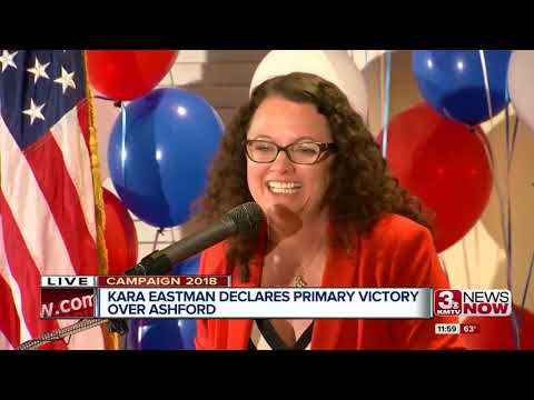 Kara Eastman declares victory in Democratic race for 2nd Congressional District