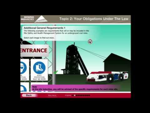 Mining Industry Skills Centre - ELearning