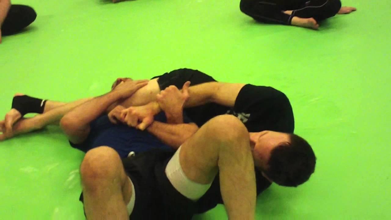 Scissors head Mixed Wrestling