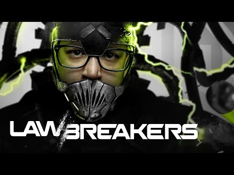 Az OVERWATCH B*SZÓ?! | LawBreakers Alpha Gameplay