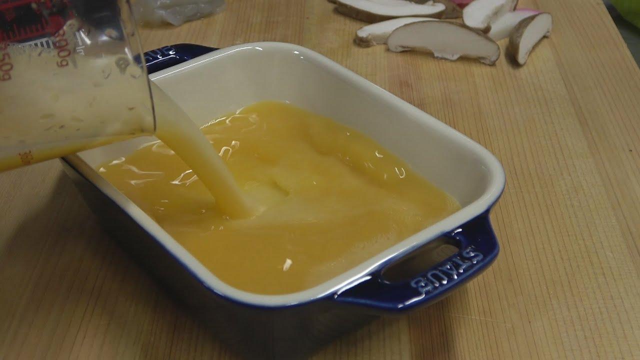 良くあるレンジで茶碗蒸しがダメ過ぎるから俺がちゃんと教えます!