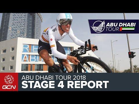 Abu Dhabi Tour 2018 | Stage 4 Race Report