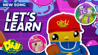 Let's Learn - NEW 2021 Song For Kids   Didi & Friends