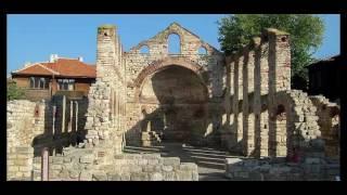 видео Достопримечательности Болгарии. Топ 10: Римские термы, Каменный лес, Несебр.