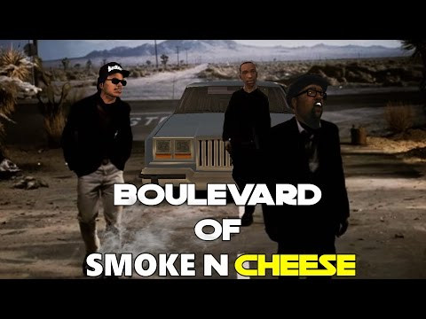 Boulevard of Smoke n Cheese