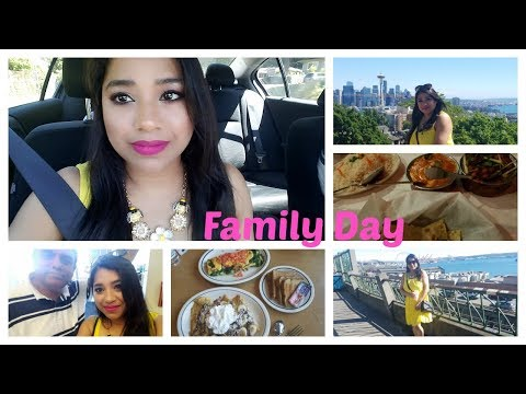 A Day Of My Life In Seattle Washington / World's First Starbucks / Reemas Indian Mom Studio
