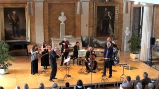 REBEL in Europe, June 2011 - Telemann Concerto for flute and violin TWV 52:e3