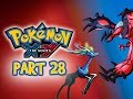 Pokemon X and Y Gameplay Walkthrough Part 28 - Reflection Cave (3DS Let's Play Commentary)