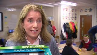 Science-in-a-Box on RTÉ news2day (kids news!)