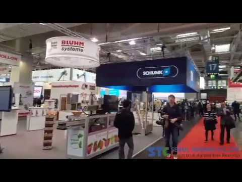 SEOUL TRADING HANNOVER MESSE 2018