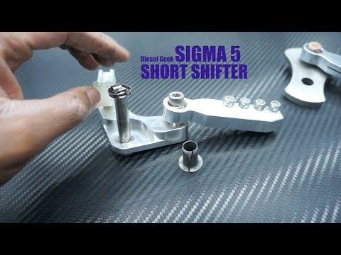 Short Shifter Install!