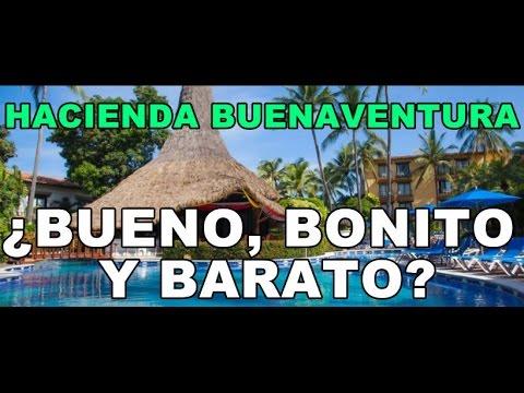 Hotel Hacienda Buenaventura Puerto Vallarta Review  Cap 3 1/2