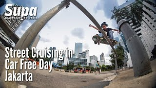 Street Cruising at Car Free Day - Jakarta