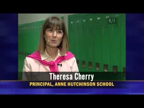 Teen Kid News Compost Recycling Anne Hutchinson School