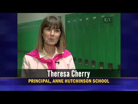 Teen Kid News Compost Recycling Anne Hutchinson School