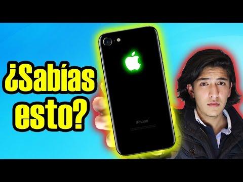 ¿SABÍAS ESTO DE TU iPHONE?