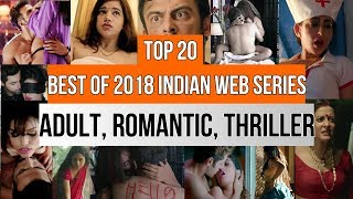 Top 20 Best Indian Web Series | Best Of 2018-2019 Must Watch Indian Web Series